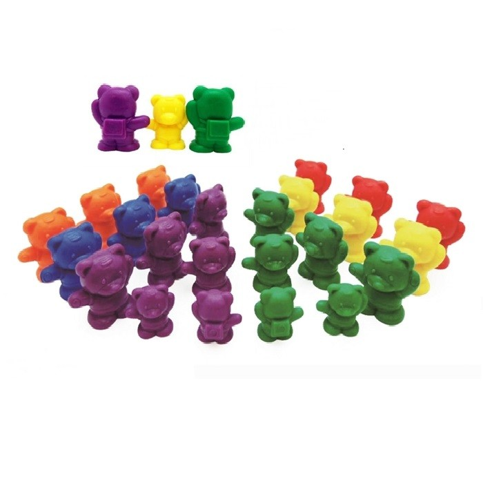 Educational Toy, Counters, Weights