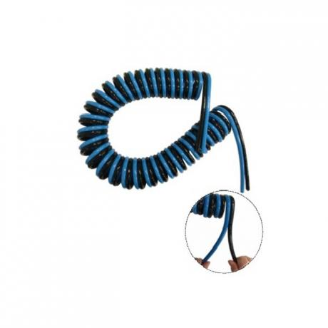PU Re-Coil Twin Hose